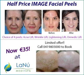 Image Facial Peels for Acne Lift, Wrinkle Lift, Lightening Lift, Ormedic Lift