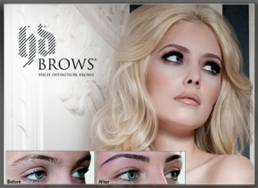 High Definition Brows Treatment in Drogheda